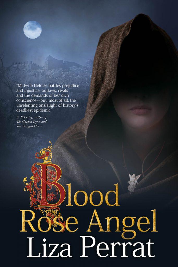 Blood Rose Angel
